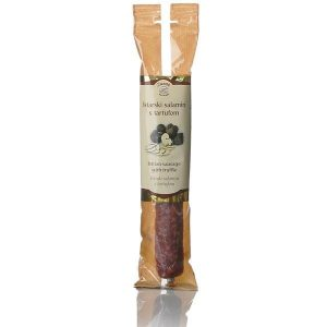 Istrian sausage with truffles